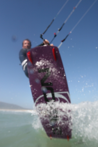 KiteSurf Photo Gallery Tarifa 2007