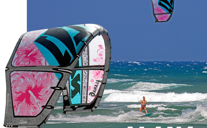 kitesurf girls kite