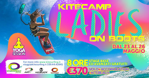 kite girls italia