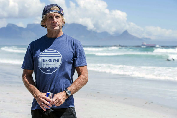 Brutto incidente per il campione Robby Naish