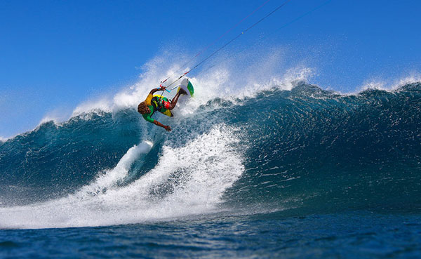 Mitu Monteiro, dal wave strapless all'endurance